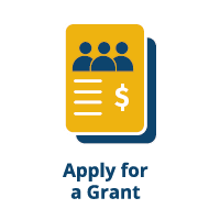 Apply for a Grant icon