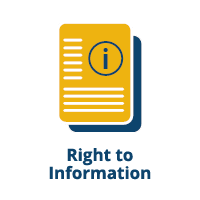 Right to Information icon