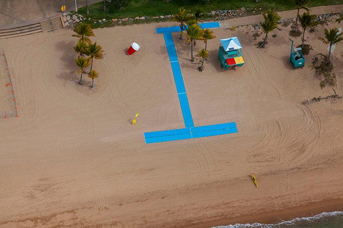 Beach Access Mats