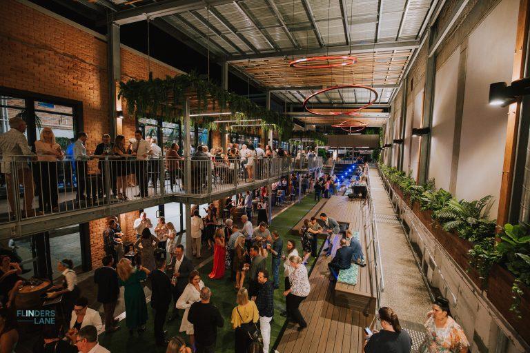 Flinders Lane Opening