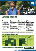 Download the Lawn Species Fact Sheet