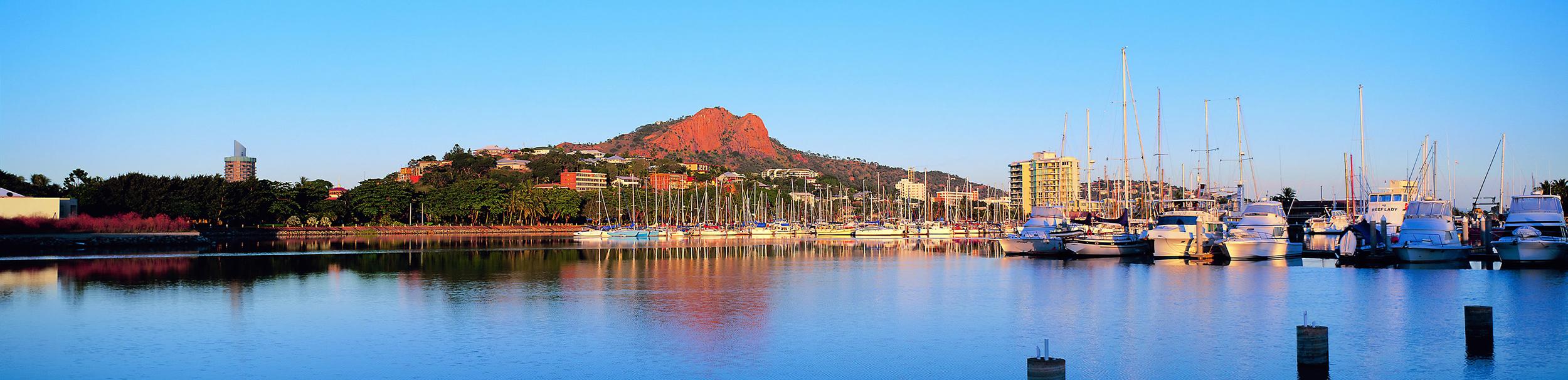 Townsville landscape