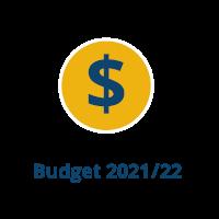 Budget 2021/22 icon
