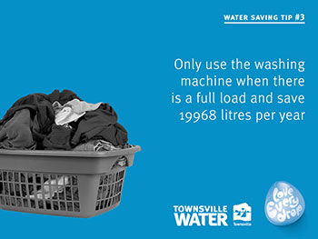 Water Saving Tip 3
