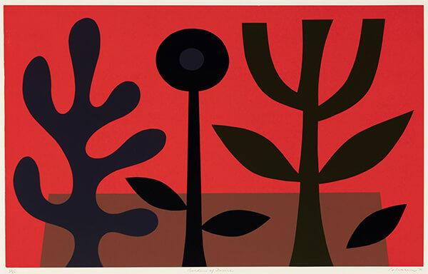 John Coburn, Garden of desire 1976