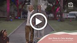Tom Phirie & Chris Mushaya