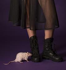 Christina Papadimitriou, <i>Goth Girl</i> 2020 - bottom