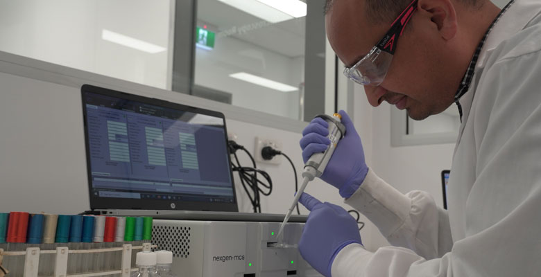 Townsville Laboratory leads the way in offering new testing service