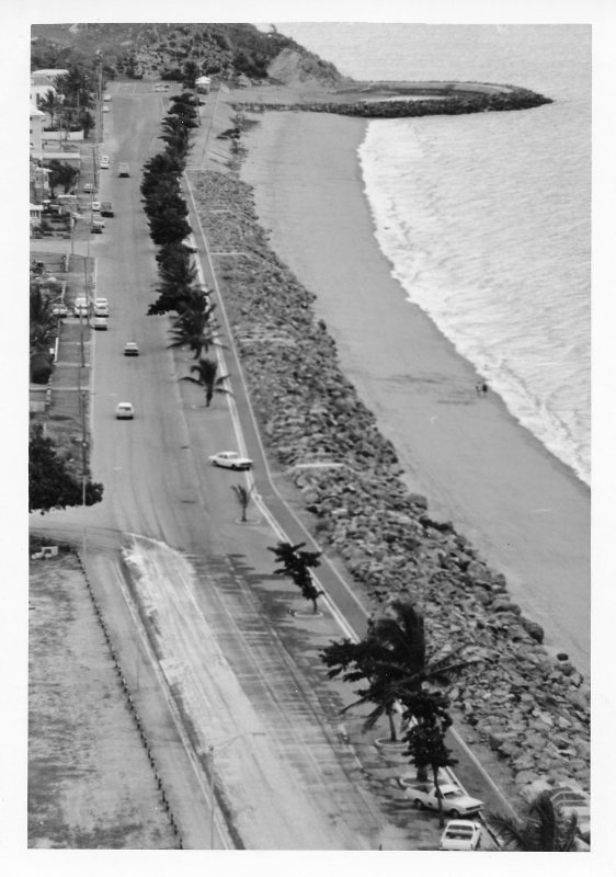 reconstruction after Cyclone Althea 1973