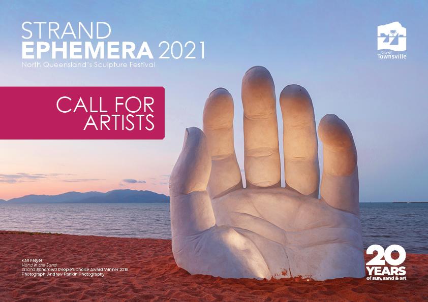 Strand Ephemera 2021 Call For Artists